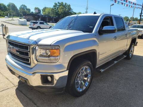 2014 GMC Sierra 1500 for sale at County Seat Motors in Union MO