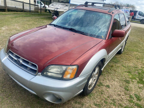 2003 Subaru Baja for sale at Southtown Auto Sales in Whiteville NC