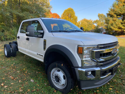 2020 Ford F-550 Super Duty for sale at Kenny Vice Ford Sales Inc - New Inventory in Ladoga IN
