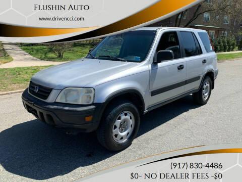 2000 Honda CR-V for sale at FLUSHIN AUTO in Flushing NY