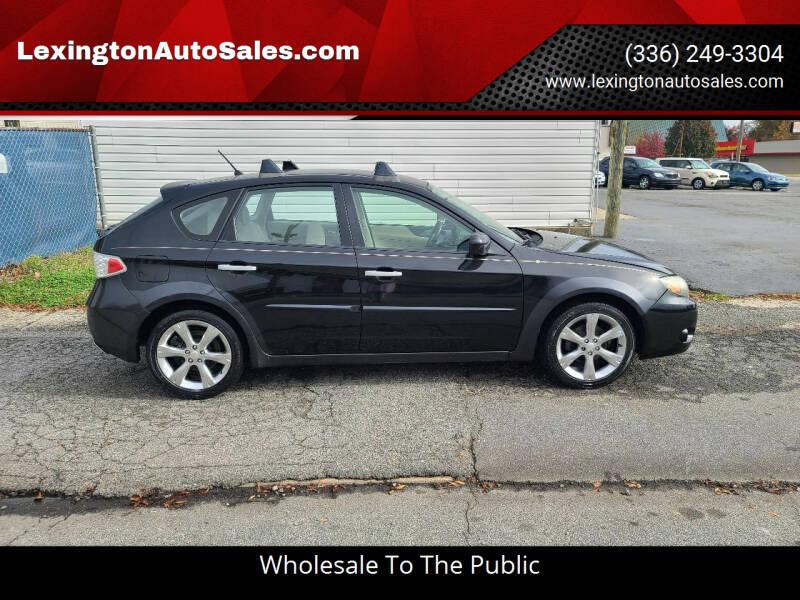 2011 Subaru Impreza for sale at LexingtonAutoSales.com in Lexington NC