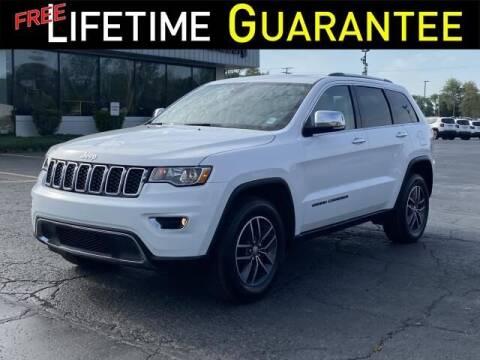 2018 Jeep Grand Cherokee for sale at Vicksburg Chrysler Dodge Jeep Ram in Vicksburg MI