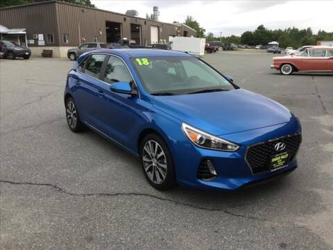 2018 Hyundai Elantra GT for sale at SHAKER VALLEY AUTO SALES in Enfield NH
