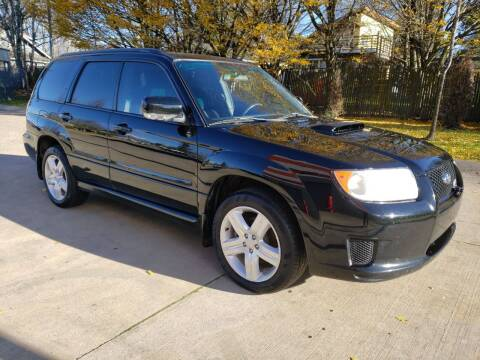 2007 Subaru Forester for sale at A1 Group Inc in Portland OR
