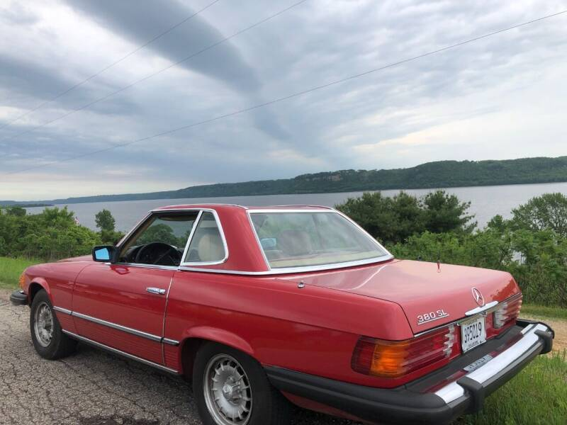 1982 Mercedes-Benz 380-Class for sale at Triple R Sales in Lake City MN