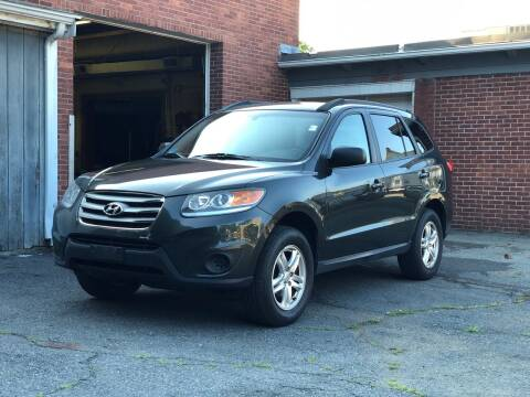 2012 Hyundai Santa Fe for sale at Emory Street Auto Sales and Service in Attleboro MA