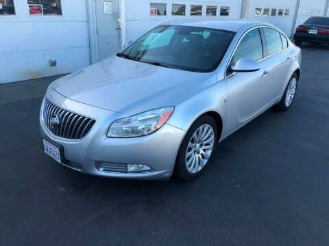 2011 Buick Regal for sale at 101 Auto Sales in Sacramento CA