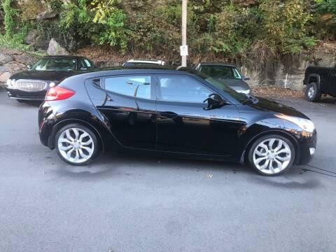 2012 Hyundai Veloster for sale at Diehl's Auto Sales in Pottsville PA