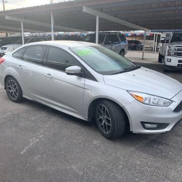 2015 Ford Focus for sale at Kann Enterprises Inc. in Lovington NM