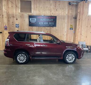 2016 Lexus GX 460 for sale at Boone NC Jeeps-High Country Auto Sales in Boone NC