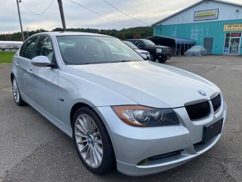 2008 BMW 3 Series for sale at DETAILZ USED CARS in Endicott NY