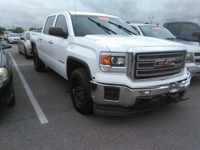 2015 GMC Sierra 1500 for sale at FREDY KIA USED CARS in Houston TX