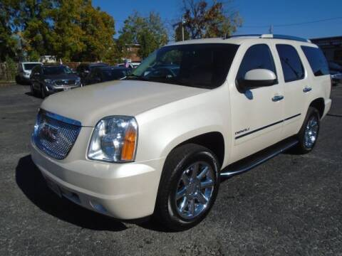 2012 GMC Yukon for sale at International Motors in Laurel MD