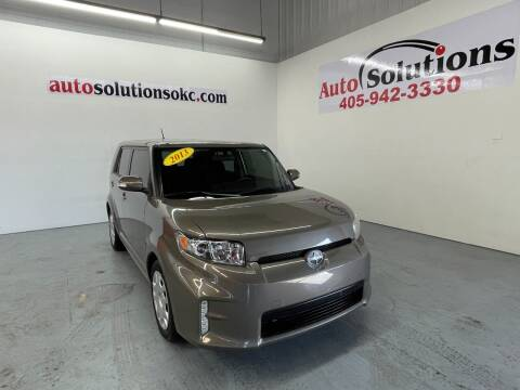 2013 Scion xB for sale at Auto Solutions in Warr Acres OK