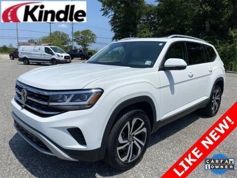 2021 Volkswagen Atlas for sale at Kindle Auto Plaza in Cape May Court House NJ