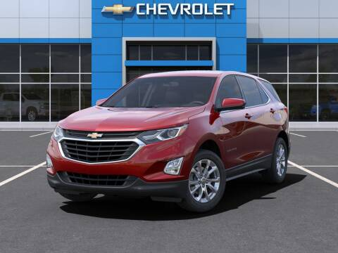 2021 Chevrolet Equinox for sale at COYLE GM - COYLE NISSAN - New Inventory in Clarksville IN