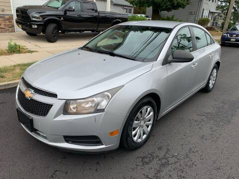 2011 Chevrolet Cruze for sale at Jordan Auto Group in Paterson NJ