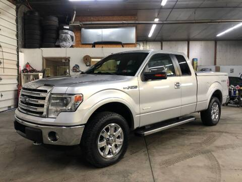 2013 Ford F-150 for sale at T James Motorsports in Gibsonia PA