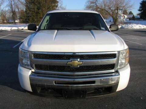 2011 Chevrolet Silverado 1500 for sale at Iron Horse Auto Sales in Sewell NJ