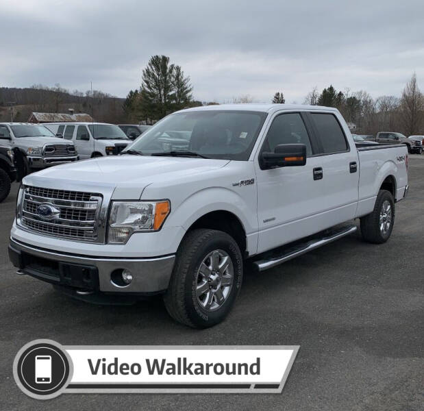 2014 Ford F-150 for sale at Eastclusive Motors LLC in Hasbrouck Heights NJ