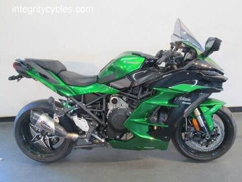 2018 Kawasaki ZX10 H2 for sale at INTEGRITY CYCLES LLC in Columbus OH