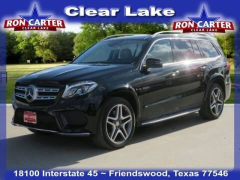 2017 Mercedes-Benz GLS for sale at Ron Carter  Clear Lake Used Cars in Houston TX