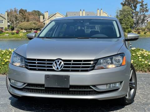 2012 Volkswagen Passat for sale at Continental Car Sales in San Mateo CA