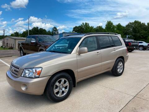 2007 Toyota Highlander for sale at Preferred Auto Sales in Tyler TX
