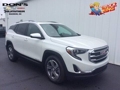 2021 GMC Terrain for sale at DON'S CHEVY, BUICK-GMC & CADILLAC in Wauseon OH