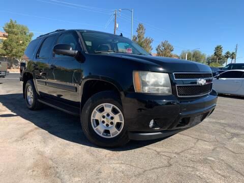 2008 Chevrolet Tahoe for sale at Boktor Motors in Las Vegas NV