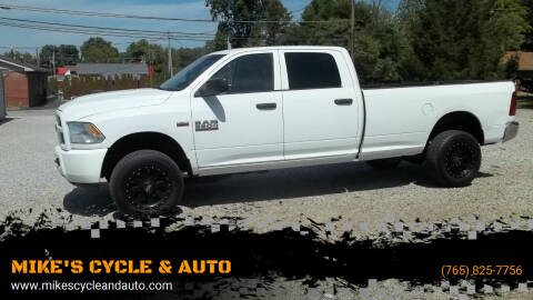 2014 RAM Ram Pickup 2500 for sale at MIKE'S CYCLE & AUTO - Mikes Cycle and Auto (Liberty) in Liberty IN