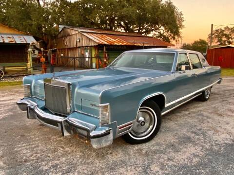 1977 Lincoln Mark III for sale at OVE Car Trader Corp in Tampa FL