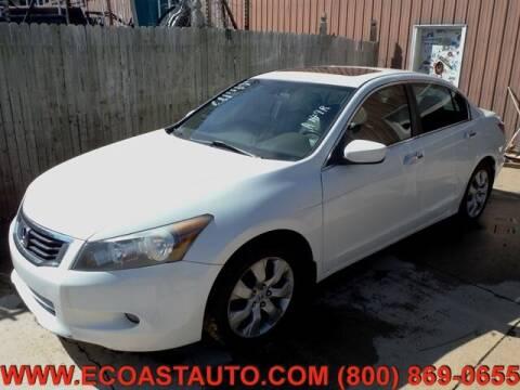 2008 Honda Accord for sale at East Coast Auto Source Inc. in Bedford VA