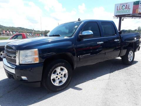 2007 Chevrolet Silverado 1500 for sale at BBC Motors INC in Fenton MO