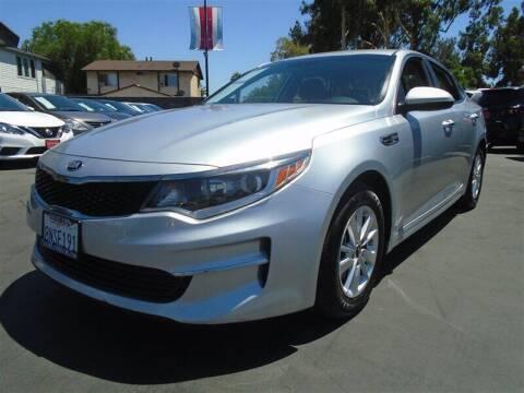 2018 Kia Optima for sale at Centre City Motors in Escondido CA