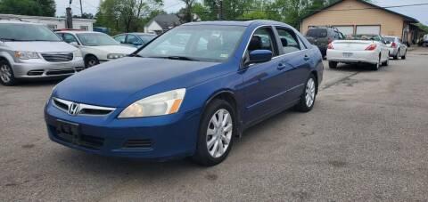 2006 Honda Accord for sale at AUTO NETWORK LLC in Petersburg VA