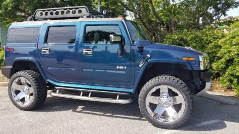 2008 HUMMER H2 for sale at Classic Car Deals in Cadillac MI