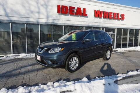 2016 Nissan Rogue for sale at Ideal Wheels in Sioux City IA