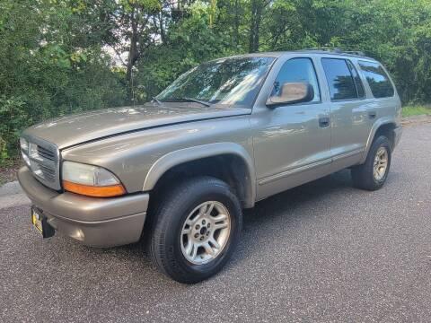 2003 Dodge Durango for sale at Coastal Auto Sports in Chesapeake VA
