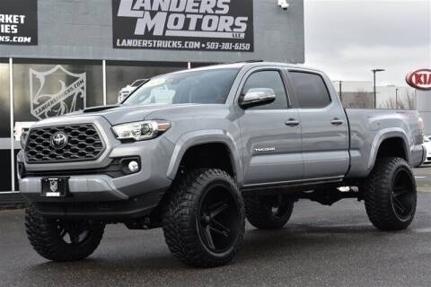 2020 Toyota Tacoma for sale at Landers Motors in Gresham OR