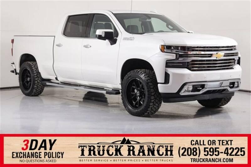 2020 Chevrolet Silverado 1500 for sale at Truck Ranch in Twin Falls ID