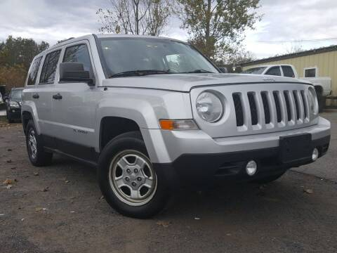 2012 Jeep Patriot for sale at GLOVECARS.COM LLC in Johnstown NY