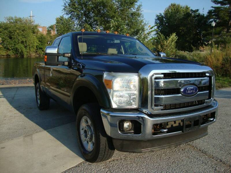 2011 Ford F-250 Super Duty for sale at Discount Auto Sales in Passaic NJ