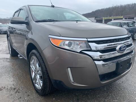 2013 Ford Edge for sale at Ron Motor Inc. in Wantage NJ