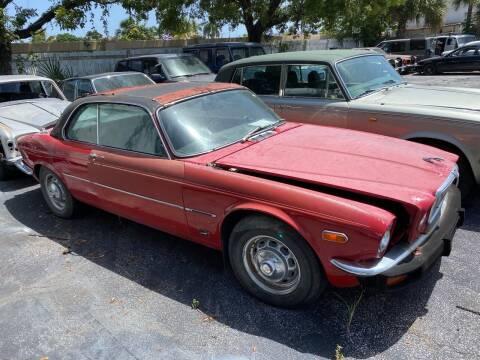 1976 Jaguar XJ for sale at Prestigious Euro Cars in Fort Lauderdale FL