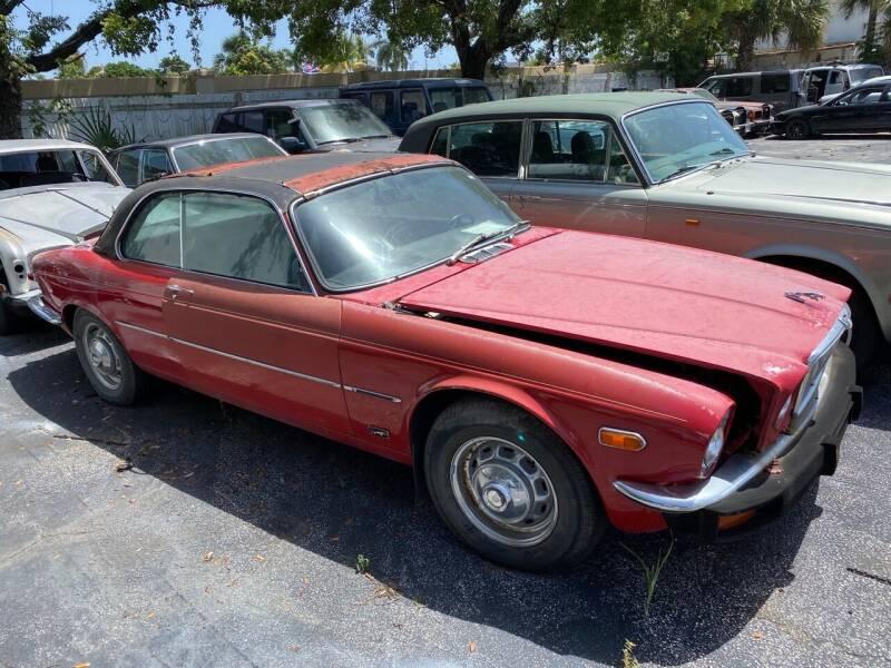 1976 Jaguar XJ for sale in Fort Lauderdale, FL