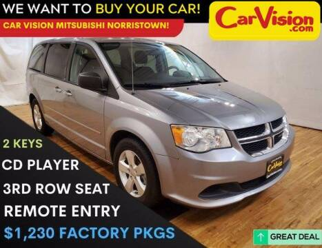 2013 Dodge Grand Caravan for sale at Car Vision Mitsubishi Norristown in Trooper PA
