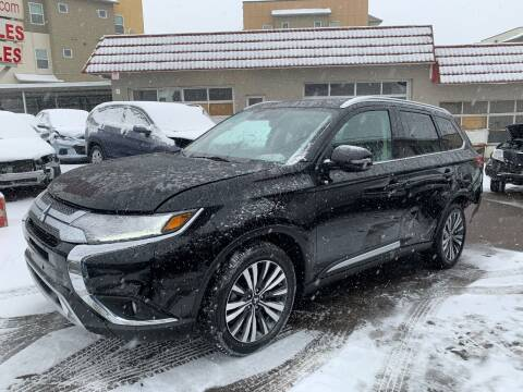 2020 Mitsubishi Outlander for sale at STS Automotive in Denver CO