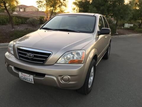2008 Kia Sorento for sale at MSR Auto Inc in San Diego CA