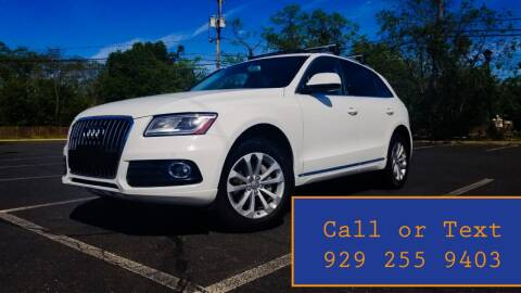 2013 Audi Q5 for sale at Ultimate Motors in Port Monmouth NJ
